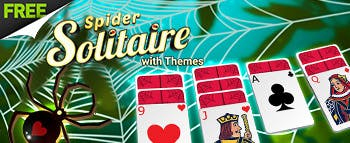 Spider Solitaire with Themes - image