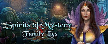 Spirits of Mystery: Family Lies - image