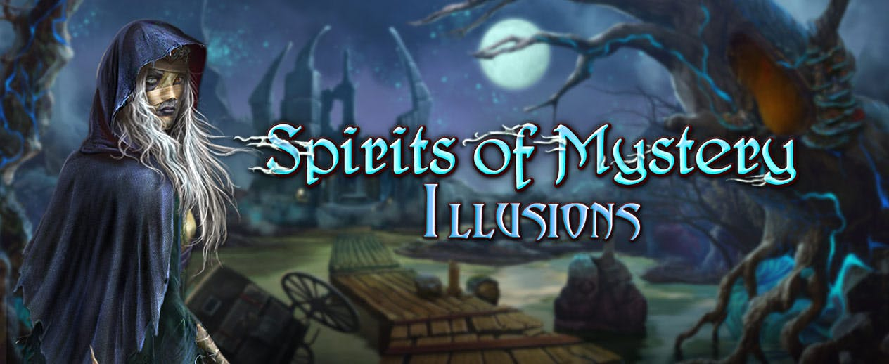 Spirits of Mystery: Illusions - The Five Kingdoms are in peril! - image