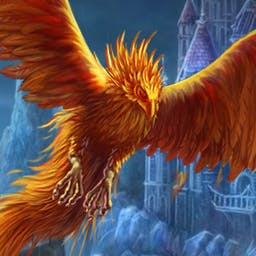 Spirits of Mystery: Song of the Phoenix - An evil witch threatens the peace of two kingdoms. Stop her in the hidden object game Spirits of Mystery: Song of the Phoenix! - logo