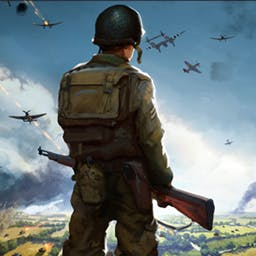 Steel Division: Normandy 44 - This new game puts players in command of detailed, historically accurate tanks, troops, and vehicles at the height of World War II. - logo