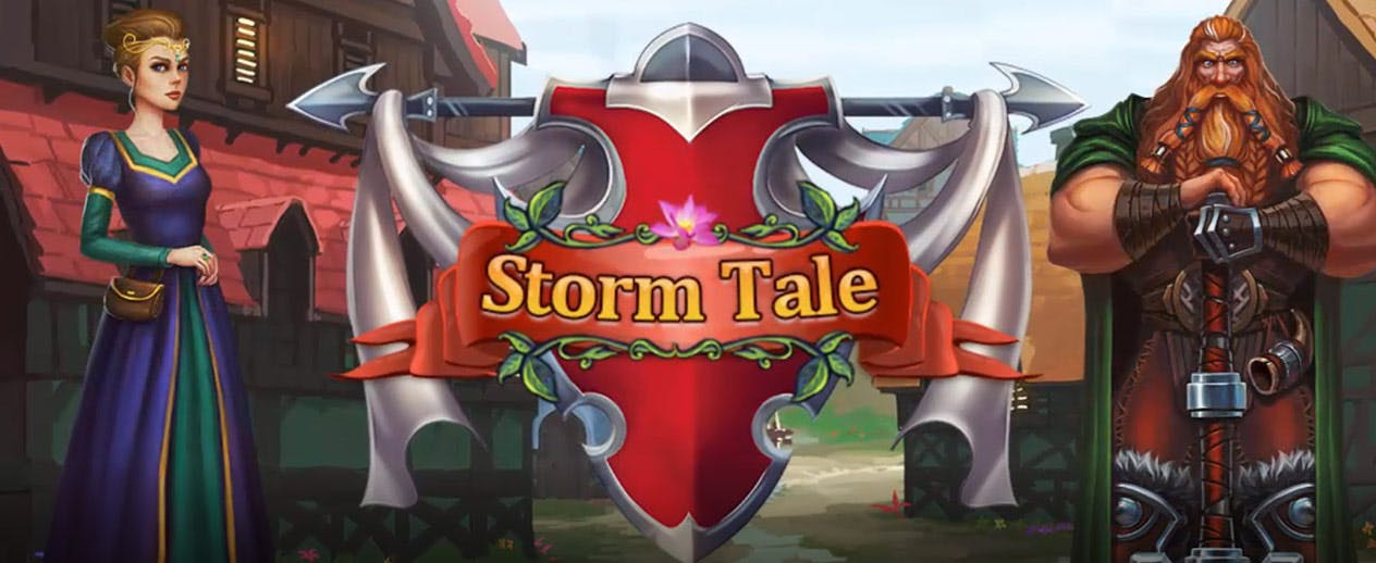 Storm Tale - Overcome many obstacles - image