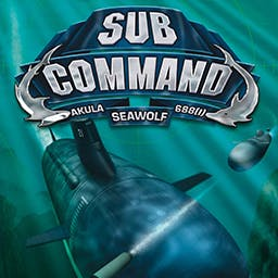 Sub Command - Take charge of the most deadly modern-day submarines in the world - three distinct submarines across two unique and challenging campaigns. - logo