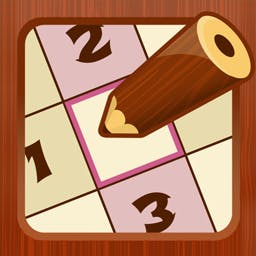 Sudoku Temple - Visit the Sudoku Temple and play this classic number puzzle anytime and anywhere with Android! - logo