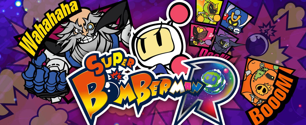 Super Bomberman R - Bomberman is back - image