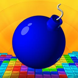 Super Collapse Puzzle Gallery 2 - Sink your teeth into 300 new puzzles in Super Collapse! Puzzle Gallery 2. - logo