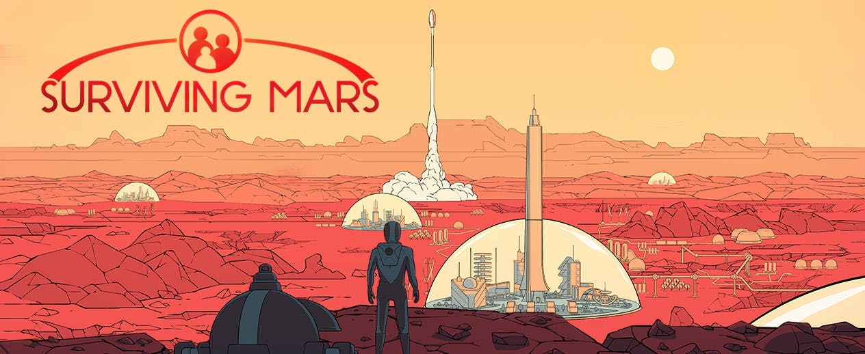Surviving Mars - Colonize Mars - image