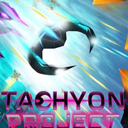 Tachyon Project PC - Tachyon Project is a dual stick shooter heavily inspired by classic shoot'em ups. - logo