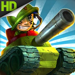 Tank Riders 2 - Mount up, buckle down and grease your guns. The 153rd Tiny Tank battalion faces its toughest challenge yet in the strategy game Tank Riders 2! - logo