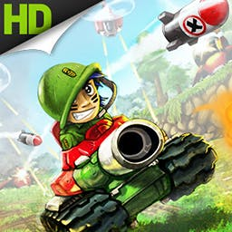 Tank Riders - Get ready for some labyrinth-y tank fun!  Combining vibrant 3D graphics and fast-paced arcade action, Tank Riders will put you in the fray! - logo