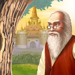 The Enchanted Kingdom: Elisa's Adventure - The Enchanted Kingdom: Elisa's Adventure is a delightfully colorful Match 3 and Hidden Object game! - logo