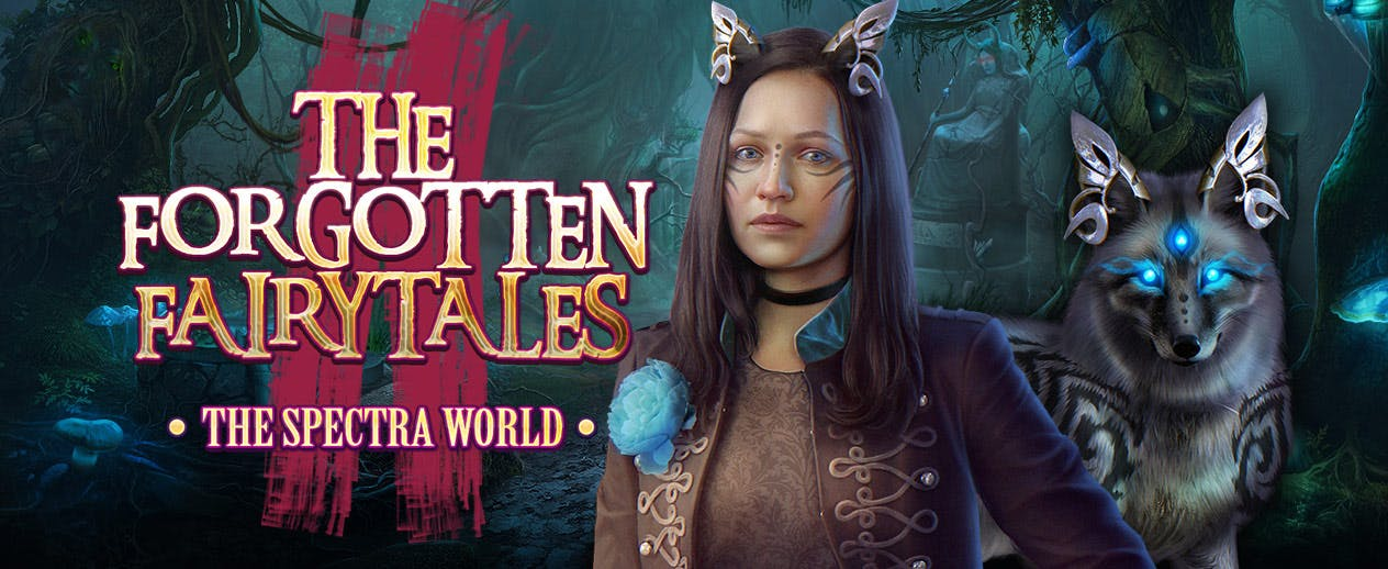 The Forgotten Fairy Tales: The Spectra World -  - image