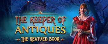 The Keeper of Antiques: The Revived Book - image
