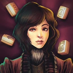 The Mahjong Huntress - A missing groom. Werewolves and ghosts. Play The Mahjong Huntress today! - logo