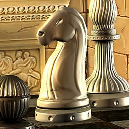 3D Chess - A unique chess trip with exciting instant duels awaits you - test your mettle on the chessboard. - logo