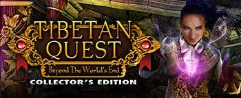 Tibetan Quest: Beyond The World's End Collector's Edition - image