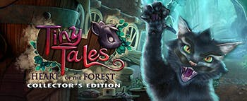 Tiny Tales: Heart of the Forest Collector's Edition - image