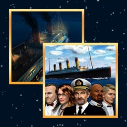 Titanic Mystery Bundle - Titanic Mystery Bundle contains 2 hidden object mysteries for you to solve! - logo