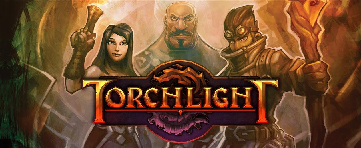 Torchlight - From the creators of Diablo and FATE... - image