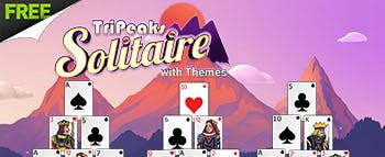 TriPeaks Solitaire with Themes - image