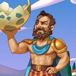 12 Labours of Hercules IV: Mother Nature Collector's Edition - Play the time management game 12 Labours of Hercules IV: Mother Nature Collector's Edition! - logo
