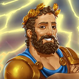 "12 Labours of Hercules VI: Race for Olympus ""Collectors Edition"" - Play the time management game 12 Labours of Hercules VI: Race for Olympus (Collector's Edition)! - logo"