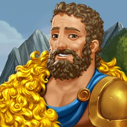 12 Labours of Hercules VII: Fleecing the Fleece CE - You never can guess what the next Ancient Button does...find out in this exciting new chapter of 12 Labours of Hercules! - logo