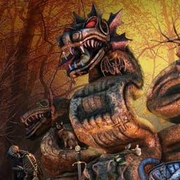 Twisted Lands: Origin - Experience the birth of the terror that gripped the island of Tormente in this hidden object adventure game! Play Twisted Lands: Origin today! - logo