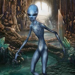 Unsolved Mystery Club®: Ancient Astronauts® Collector's Edition - Unsolved Mystery Club®: Ancient Astronauts® Collector's Edition is a thrilling hidden object game. Discover the truth behind the mystery! - logo