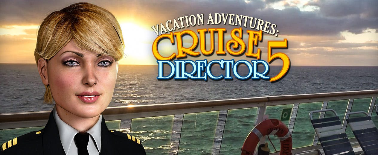 Vacation Adventures: Cruise Director 5 - An Awesome and Sensational Cruise - image