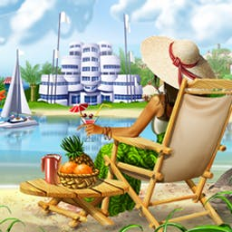 Vacation Mogul - Vacation Mogul is a real estate management game that's fun and easy! - logo