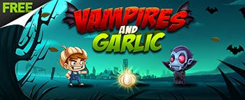 Vampires and Garlic - image