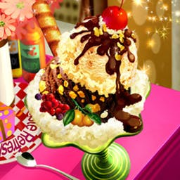Vanilla and Chocolate - In Vanilla & Chocolate, expand your shop into the country's most popular ice-cream brand! Features include time management and simulation gameplay. - logo
