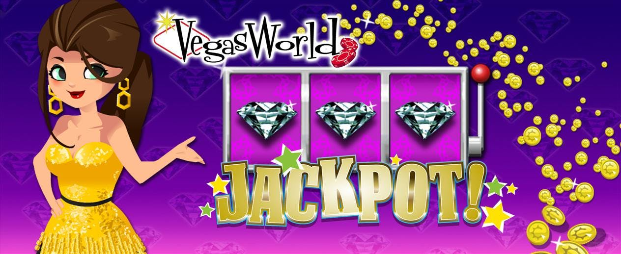 Vegas World - Play. Party. WIN!