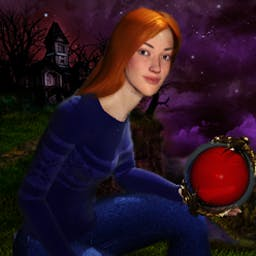 Veronica and the Book of Dreams - Save a magical world from monsters in Veronica and the Book of Dreams! - logo