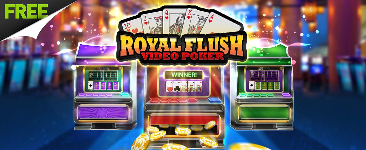 Video Poker: Royal Flush -  - image