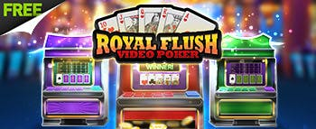 Video Poker: Royal Flush - image