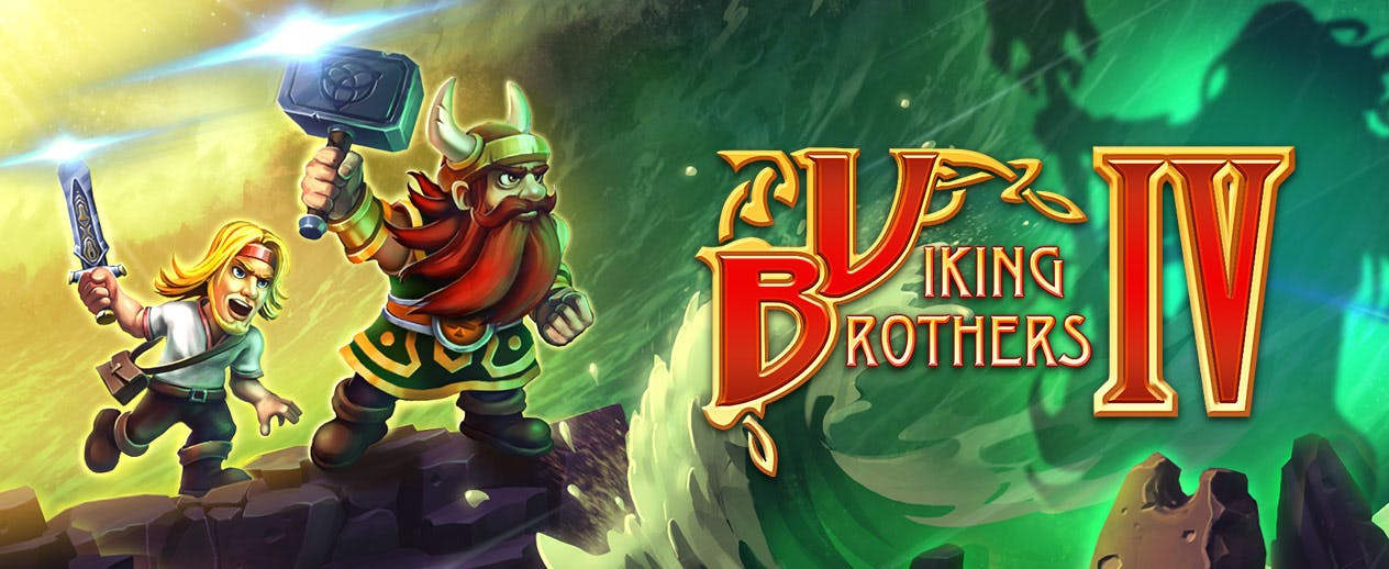 Viking Brothers 4 - Join Everand and Boromere - image