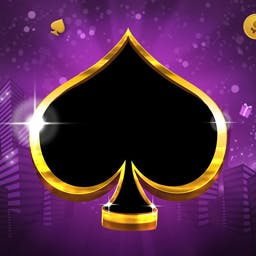 VIP Spades - You're going to love this fun, friendly, strategic card game. Play VIP Spades online now! - logo