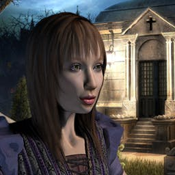 Voodoo Whisperer: Curse of a Legend - Collector's Edition - Voodoo Whisperer: Curse of a Legend is a chilling hidden object game set in 19th century New Orleans. Discover the dark secrets of voodoo! - logo