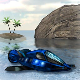 Waterblast Smash - In Waterblast Smash, you'll race super-fast boats while your pick up coins. - logo