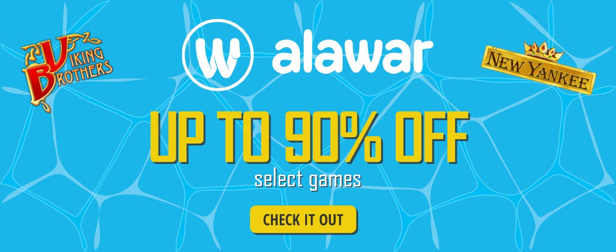 Alawar Publisher Sale - Save up to 90% on all Alawar Games! - image