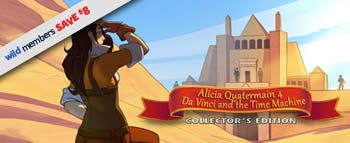 Alicia Quatermain 4 Collector's Edition - image