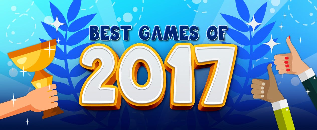 Best Games of 2017 - Which Games are the Best? - image