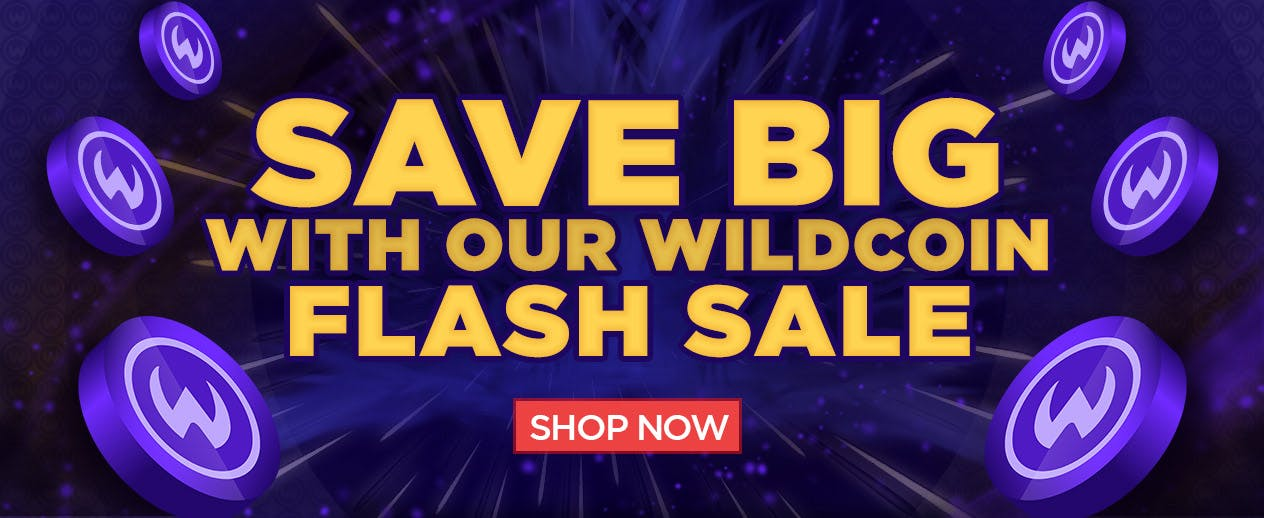 WildCoin Flash Sale - Hidden Object Weekend Flash Sale! - image