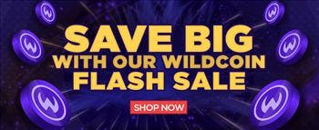 WildCoin Flash Sale - image