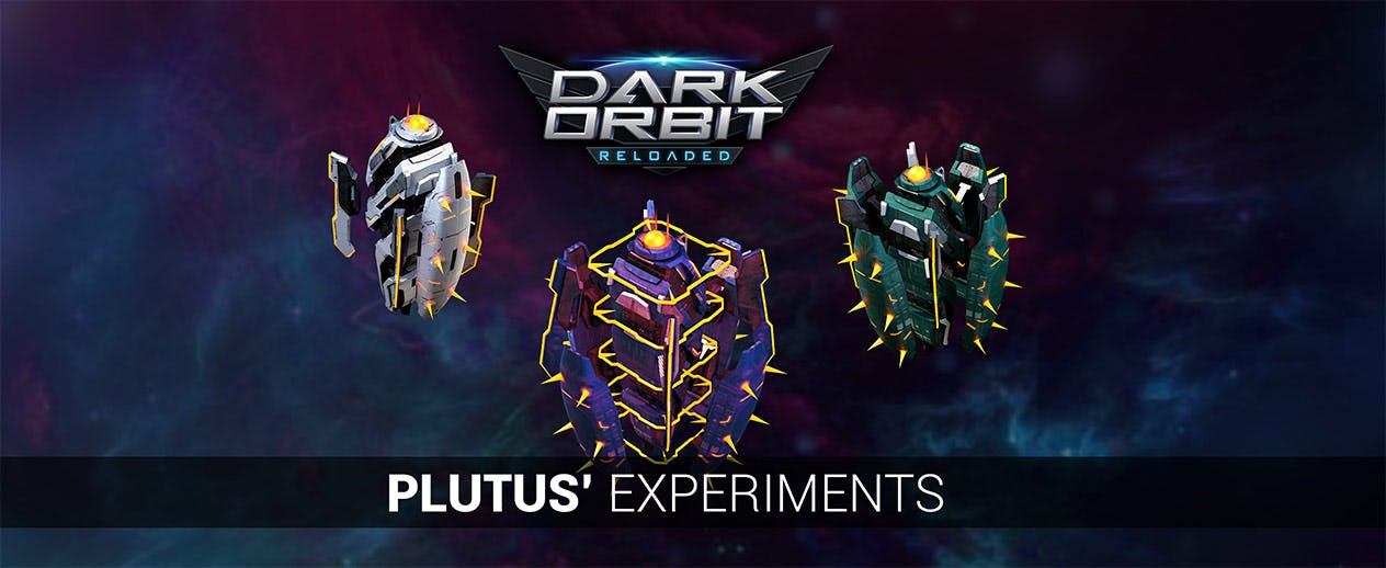 Earn Rewards from in-game Event Plutus' Experiments