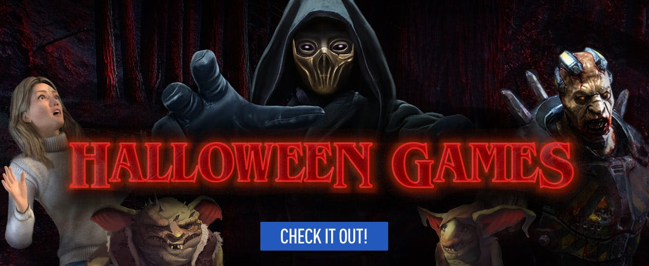 Get Into The Spirit - Play our picks of spooky and scary Halloween games - image
