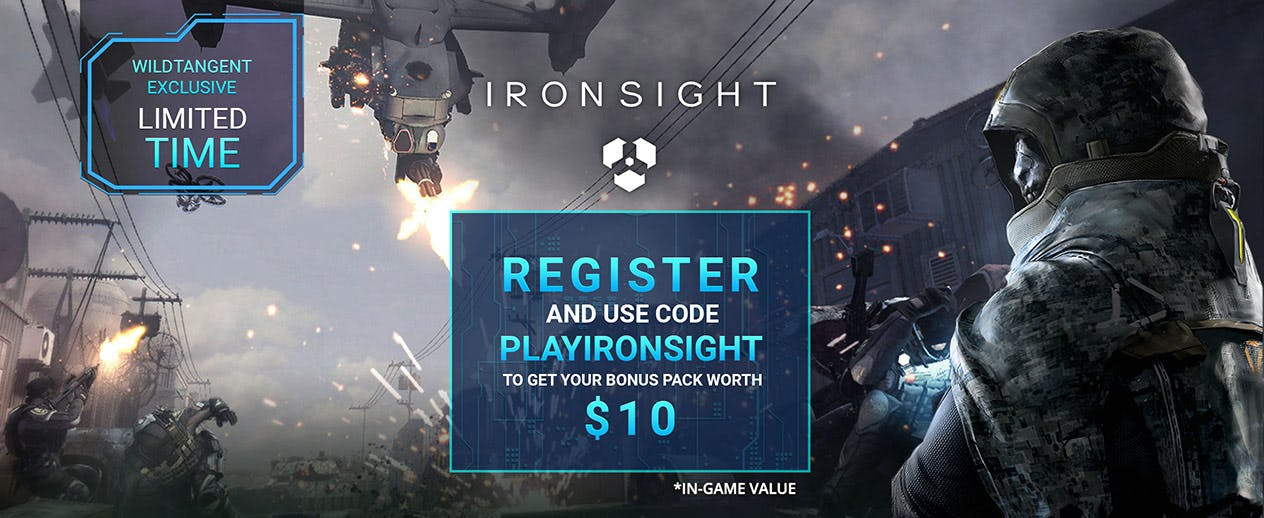 Iron Sight - WildTangent Exclusive - image