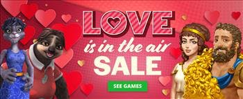 Love Is In The Air Sale - image